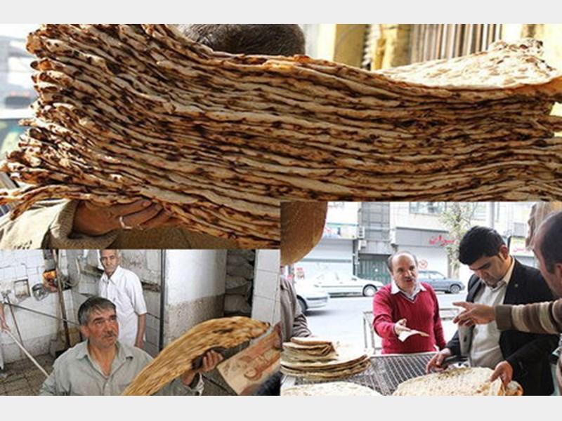 زراعت کار در گفت و گو با خبرنگاران: یک بام و دو هوای یکسان سازی نرخ آرد و نان